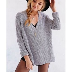 UO Silence + Noise Cool Down Sweater